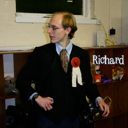 Storyteller: Richard Partridge-Hicks